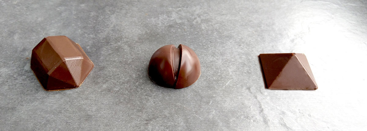 We create praline moulds according to your wishes