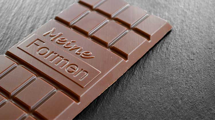 Schokolade mit Logo - das ideale Werbemittel