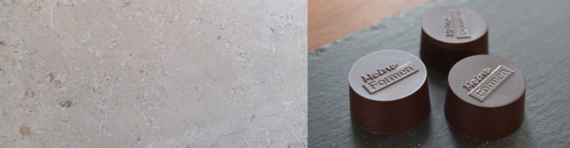 Logo- und Motiv-Pralinen einfach selbst erstellen mit chocopro